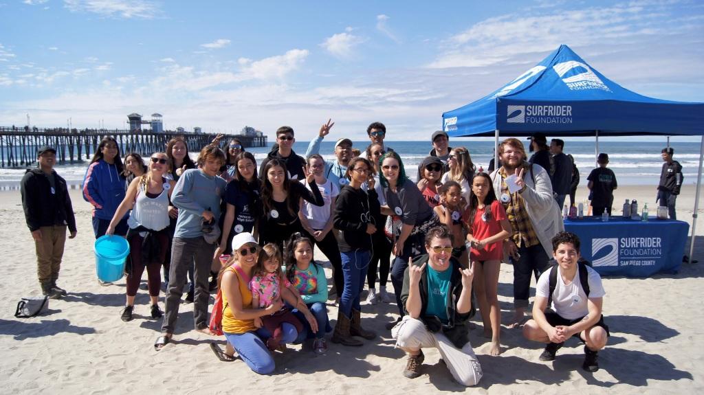 Oceanside Beach Cleanup